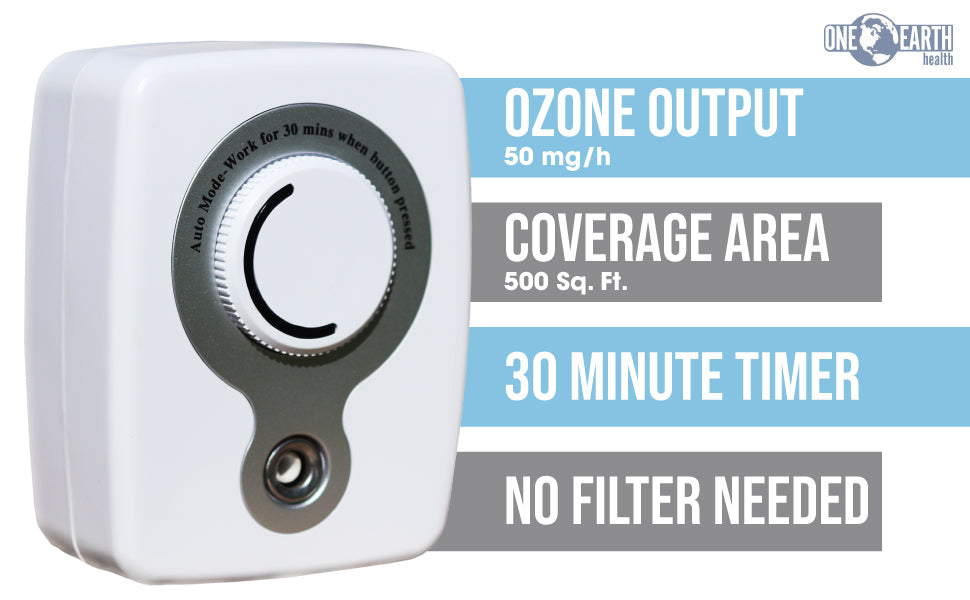 30 Minute Timer Ozone Generator