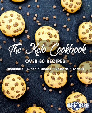 Free Keto Cookbook - Over 80 Recipes (Breakfast, Lunch, Dinner, Snack and Desserts)