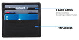Solo Wallet - The Go Anywhere, RFID Protected Wallet