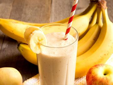 Bananas Apples Smoothie