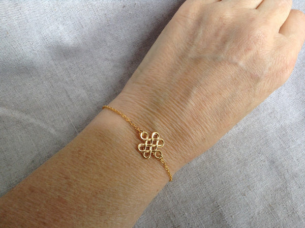 Celtic Knot Bracelet, Celtic Knot Jewelry