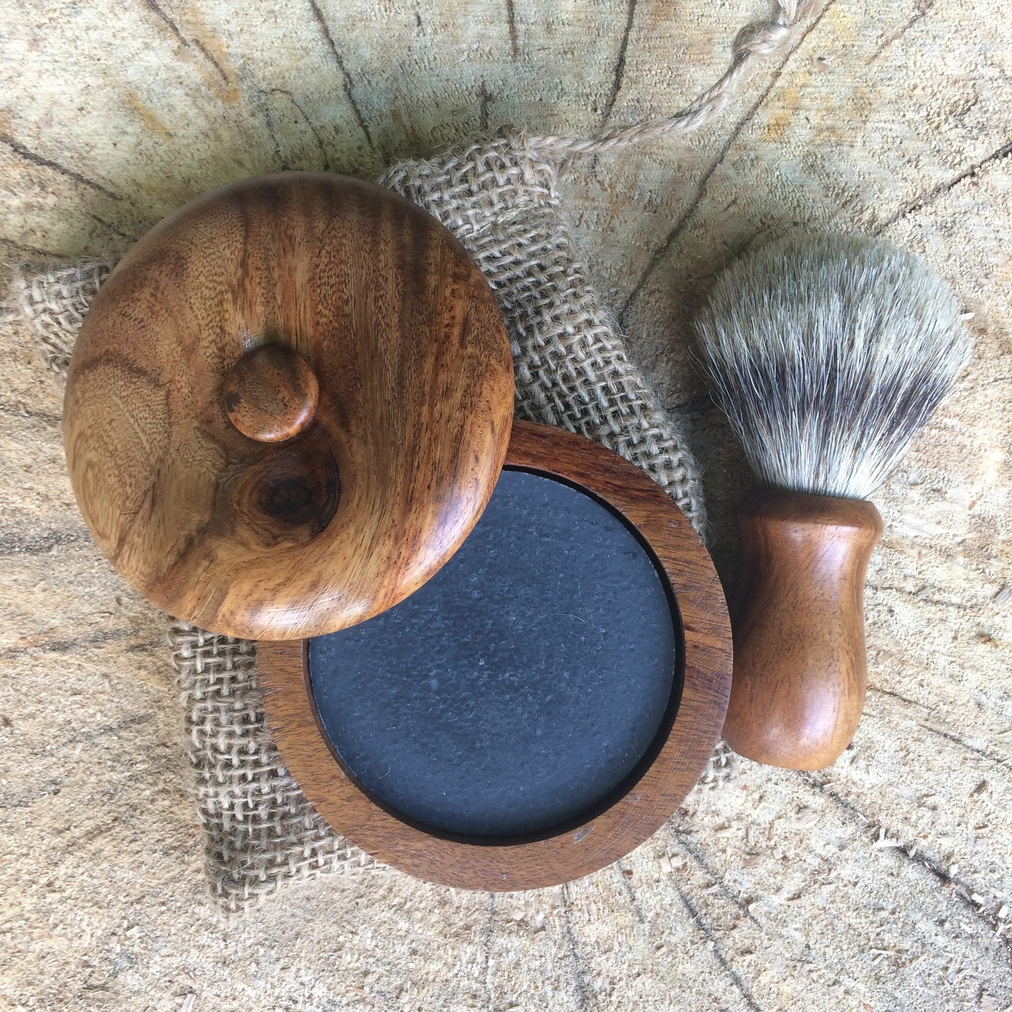 Shaving Soap Kit