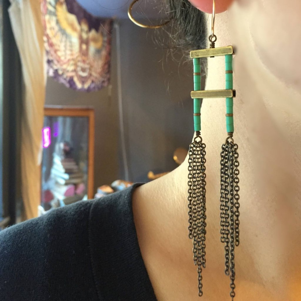 Escalera Earring by LunaSol