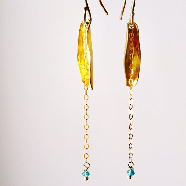 Seedpod Earrings