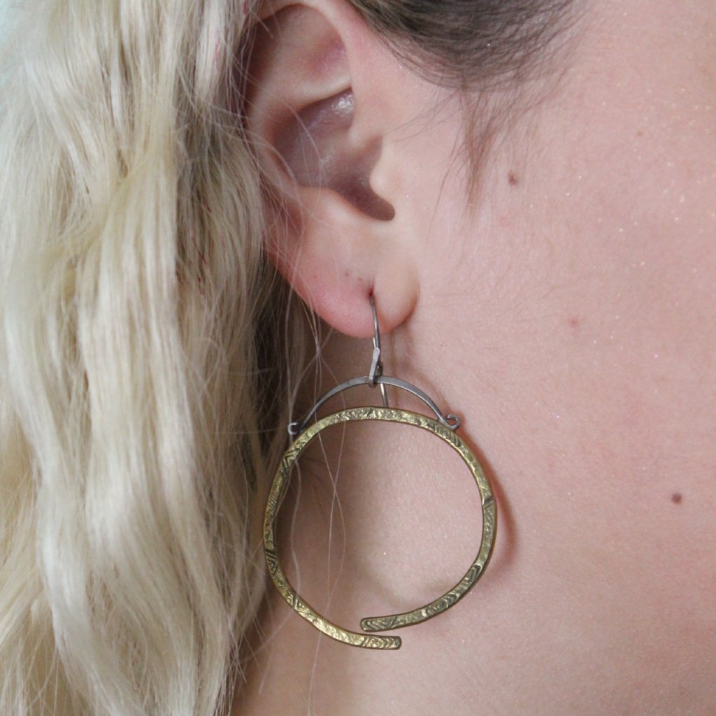 Seer Earrings