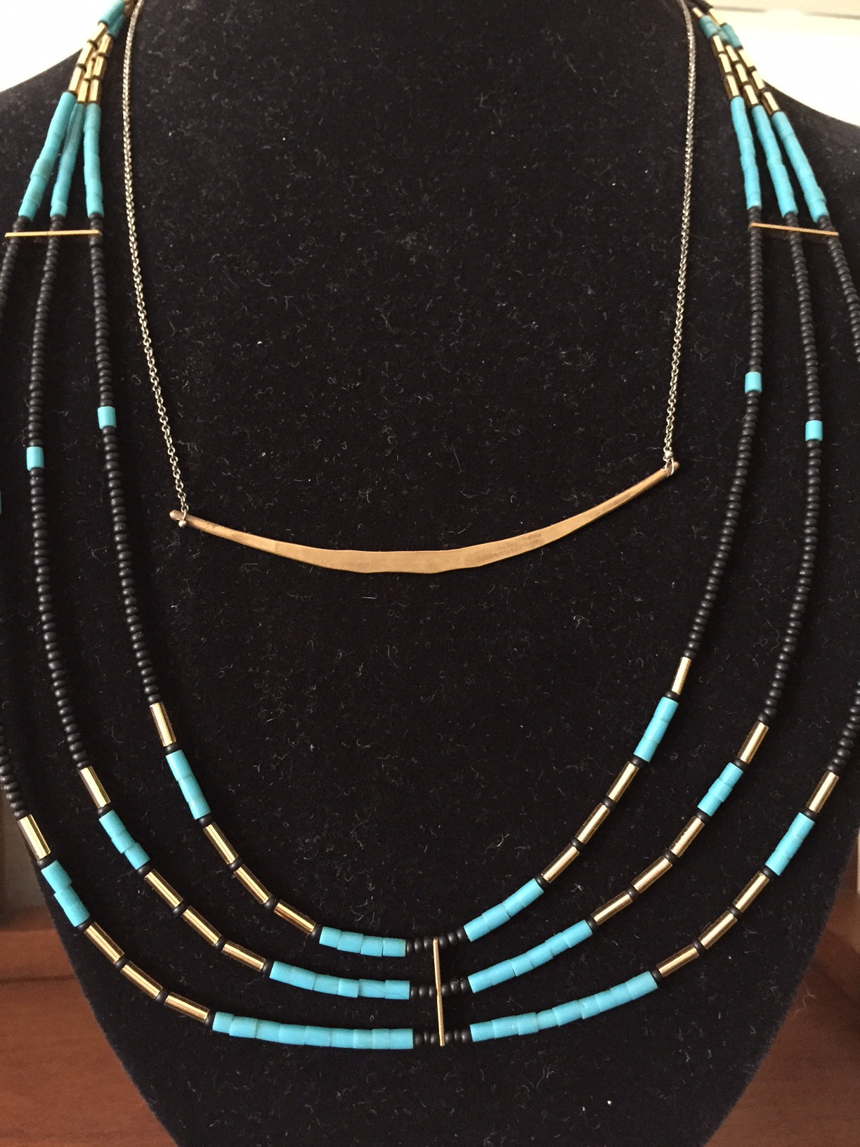 Sonora Necklace by Lunasol