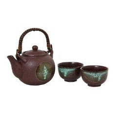 Aqua Moon Tea Set