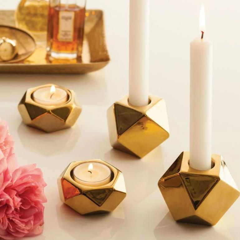 Lumiere Candle Holders