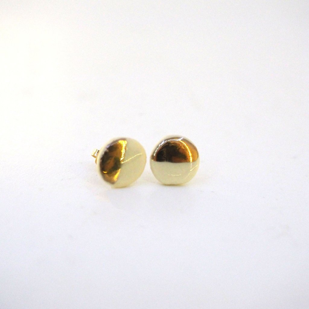 gold pebble posts