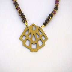 One of a kind Nikki Jacoby Necklace