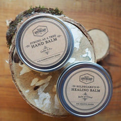 Strong as a Tree Hand Balm