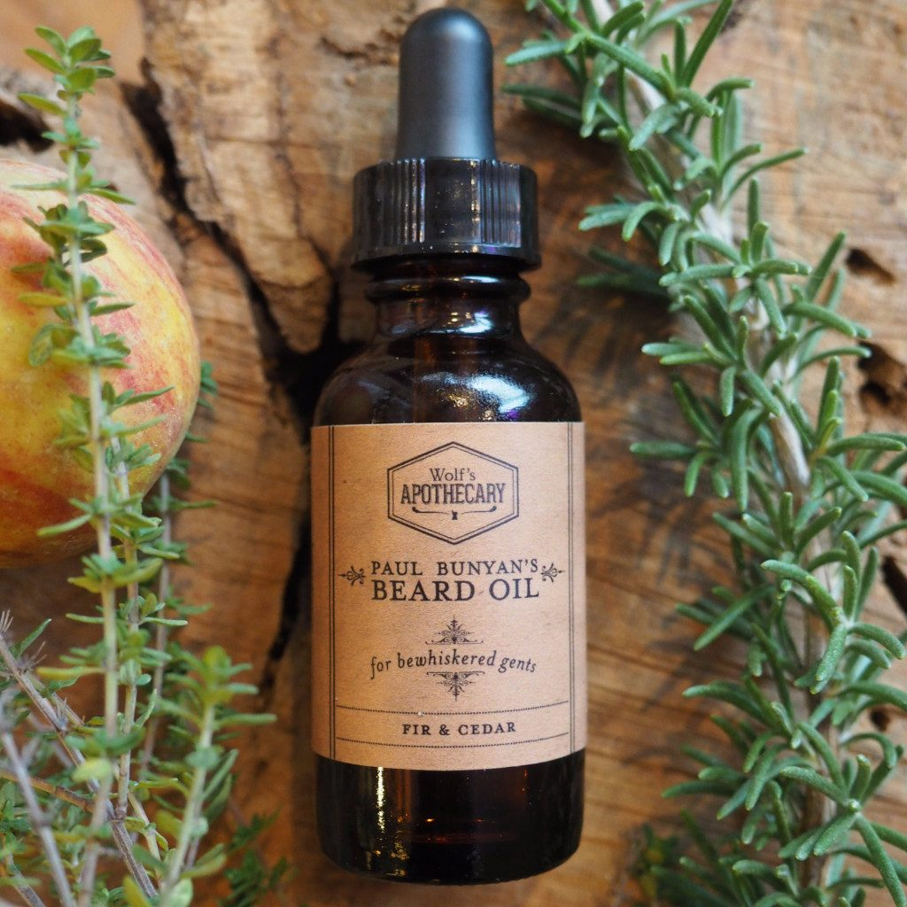Paul Bunyan's Beard Oil