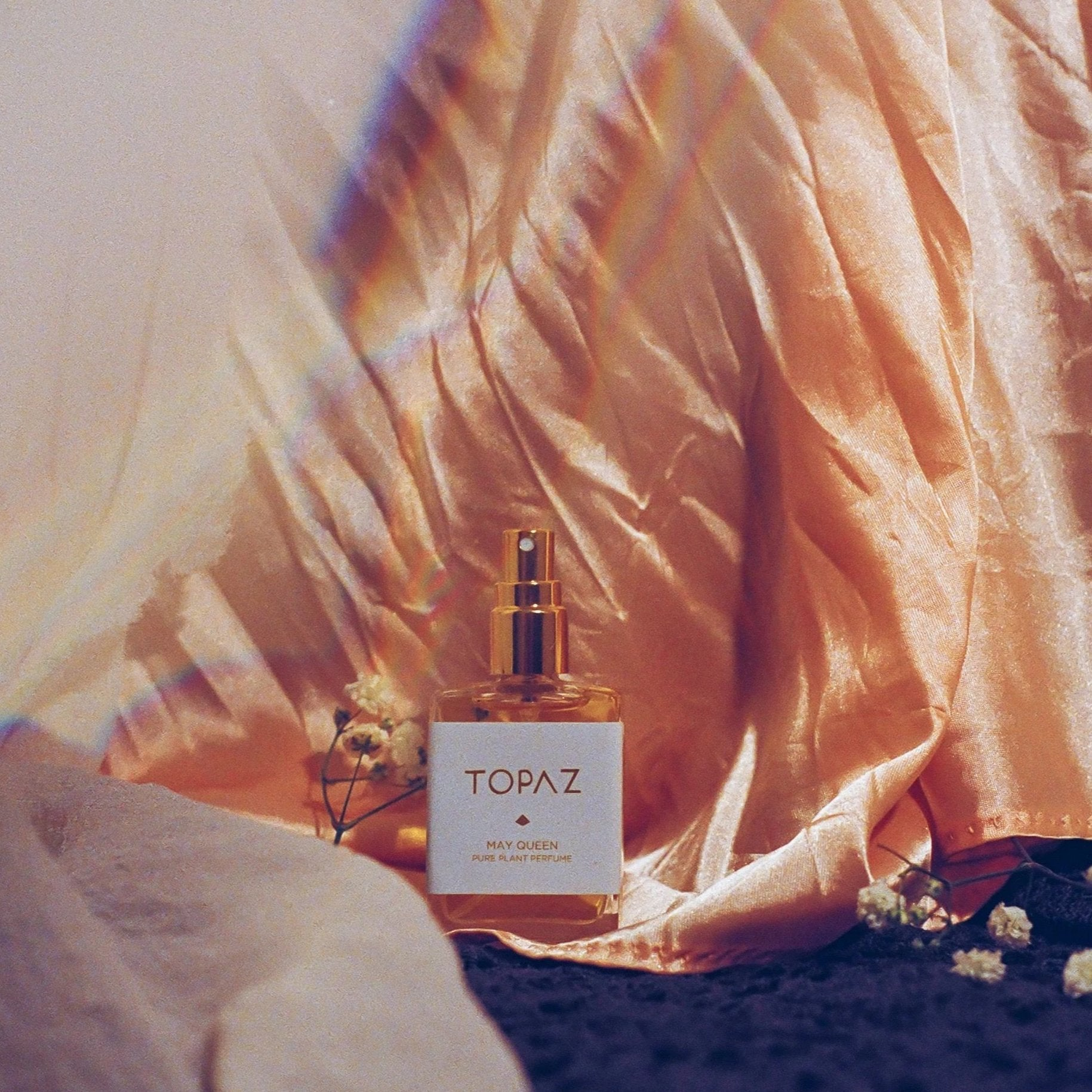 May Queen Natural Perfume