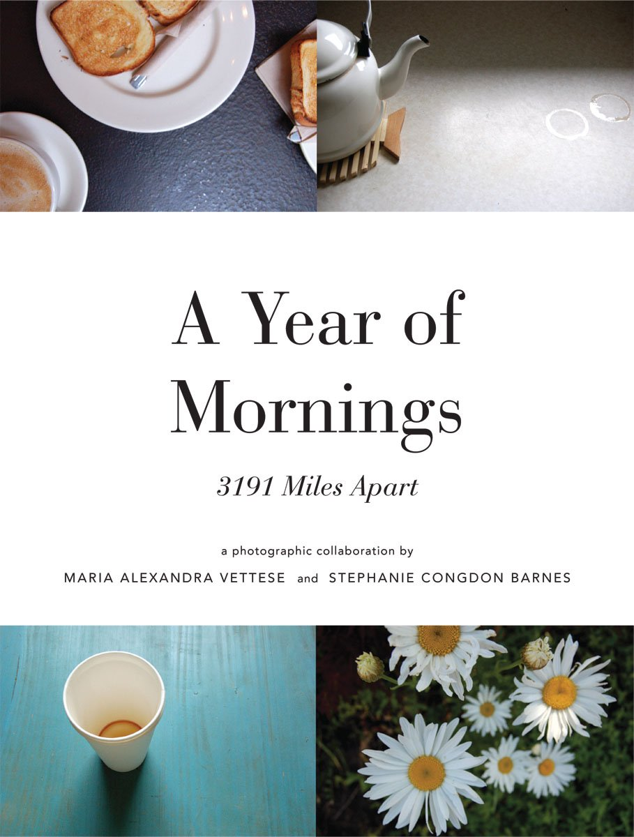A Year of Mornings Book