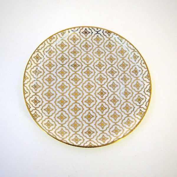 Gold Trinket Dish