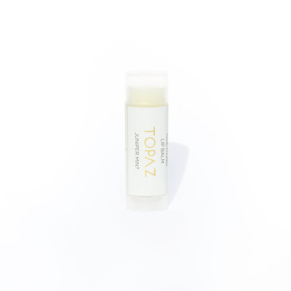 Topaz Juniper Mint Lip Balm