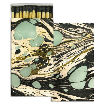 Marbleized Matches