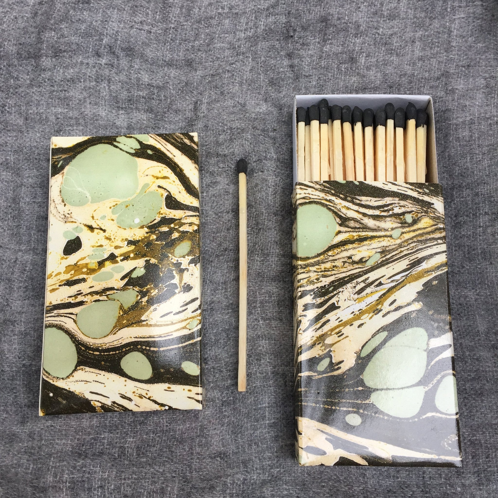 Marbled Matches