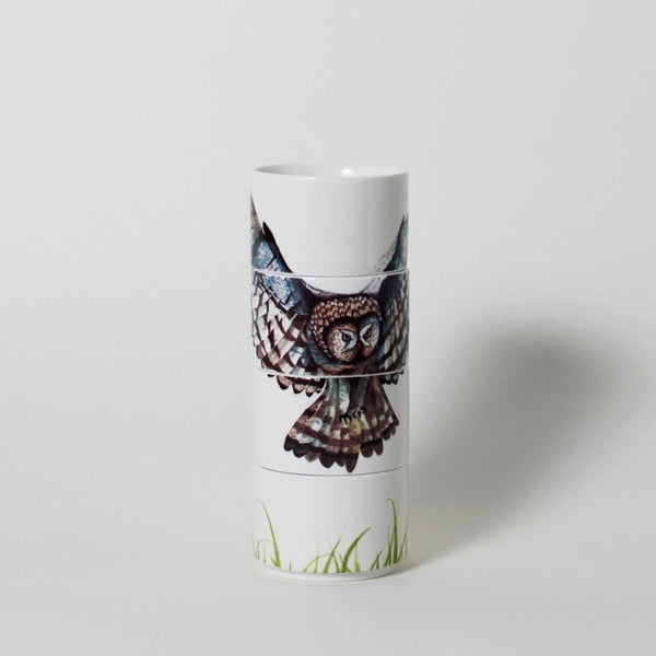 Owl Stacking Mugs