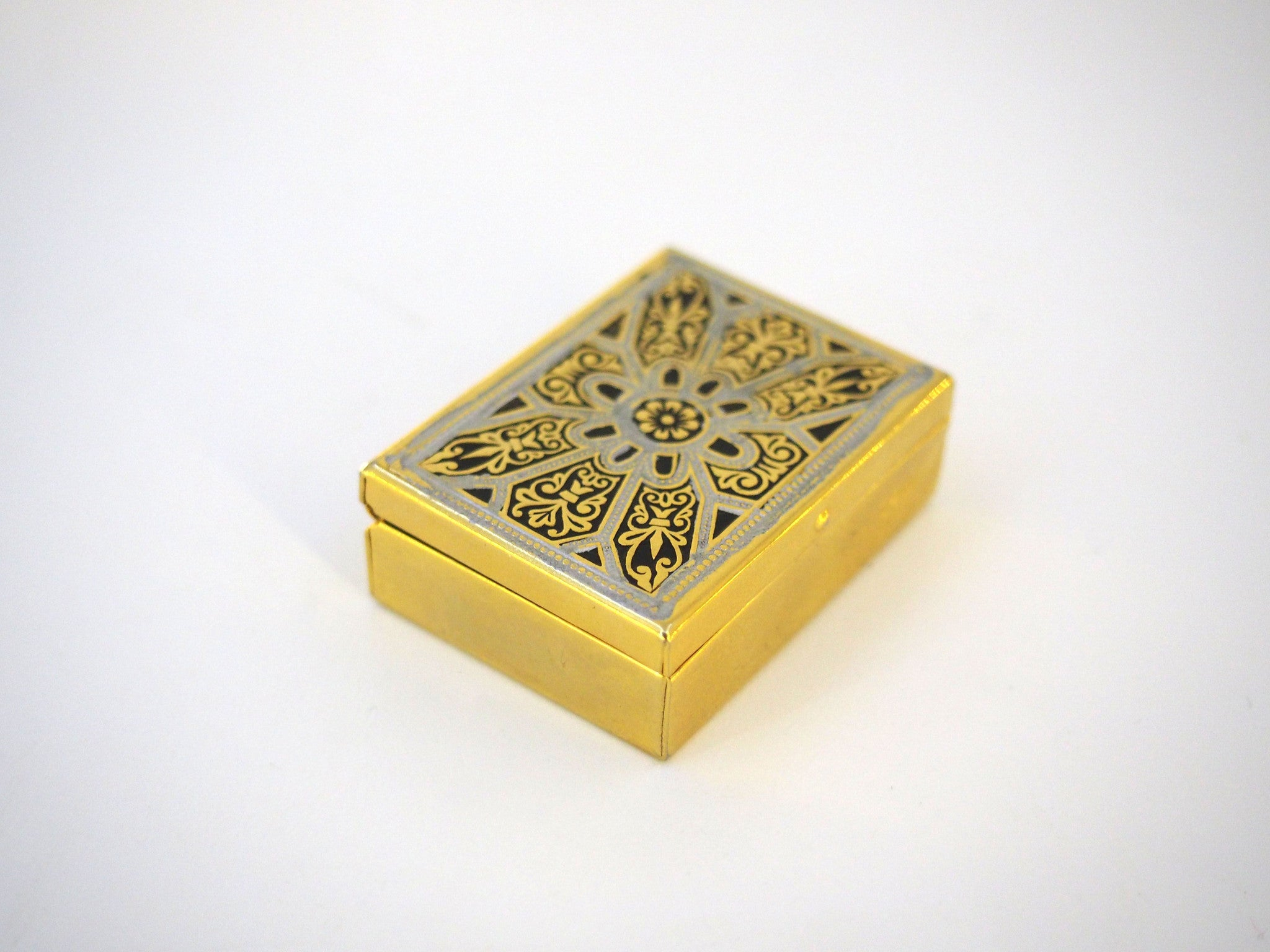 Vintage Tiny Treasure Box
