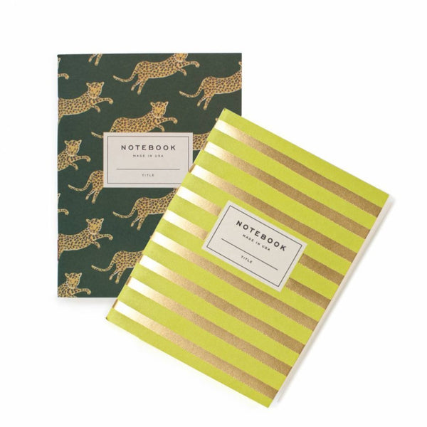 Safari Pocket Notebook Set