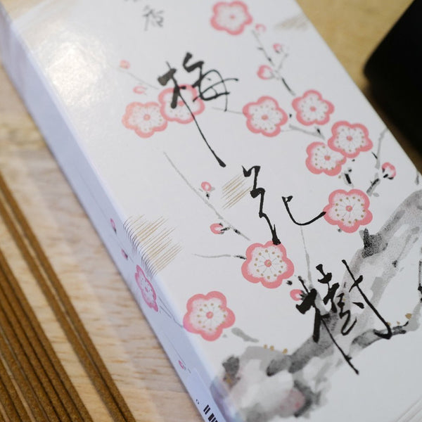 Shoyeido Plum Blossoms Incense