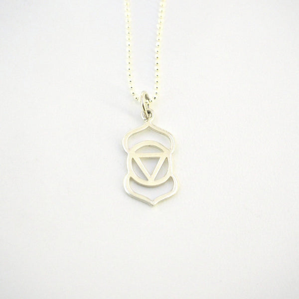 Third Eye Chakra Necklace