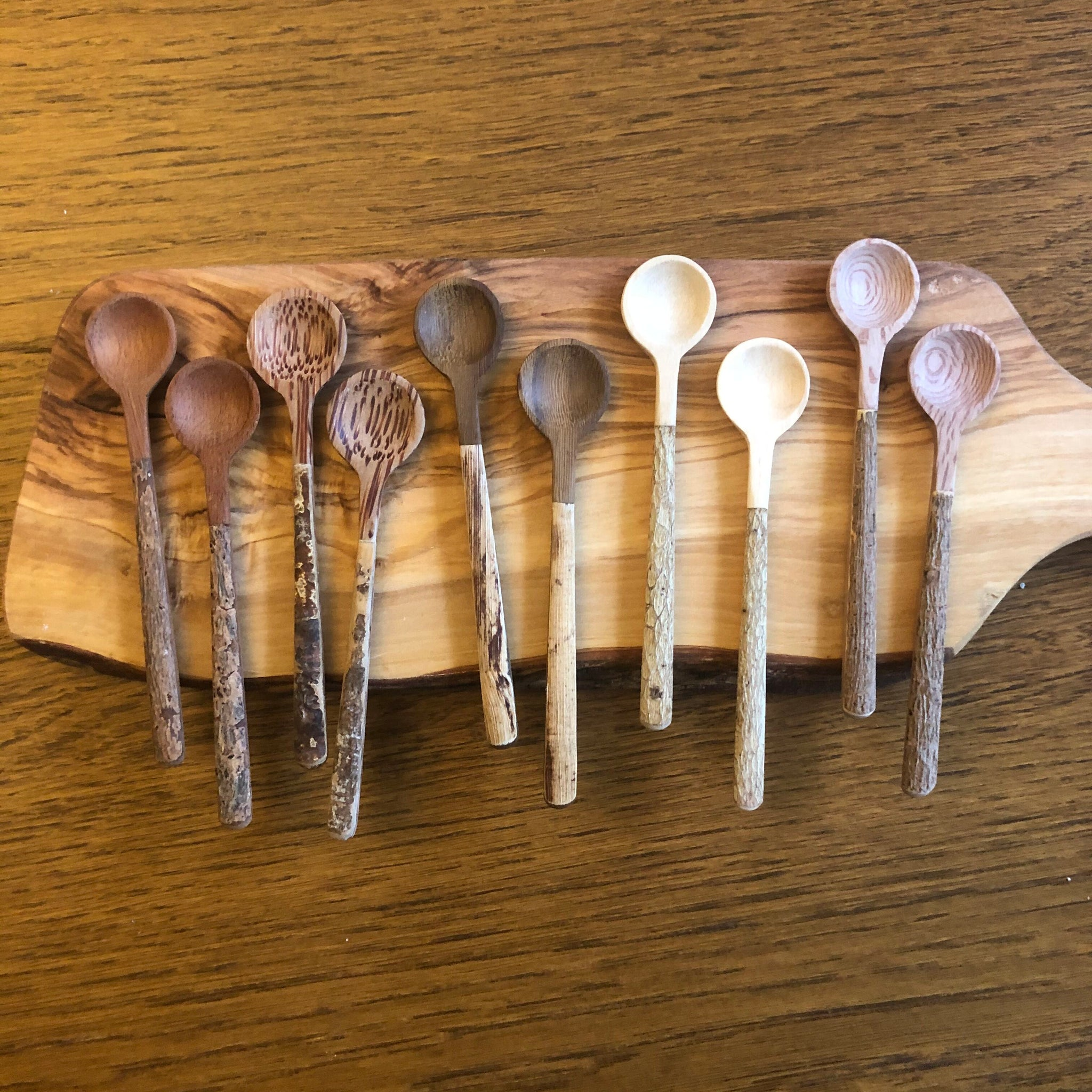 Petite Wooden Spoons