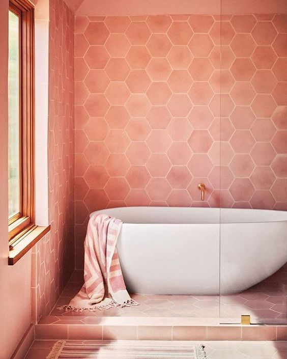 Design Color Trend for 2019 - Terracotta + Coral