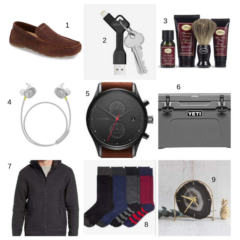 Holiday Gift Guide | Gifts For Him 2018