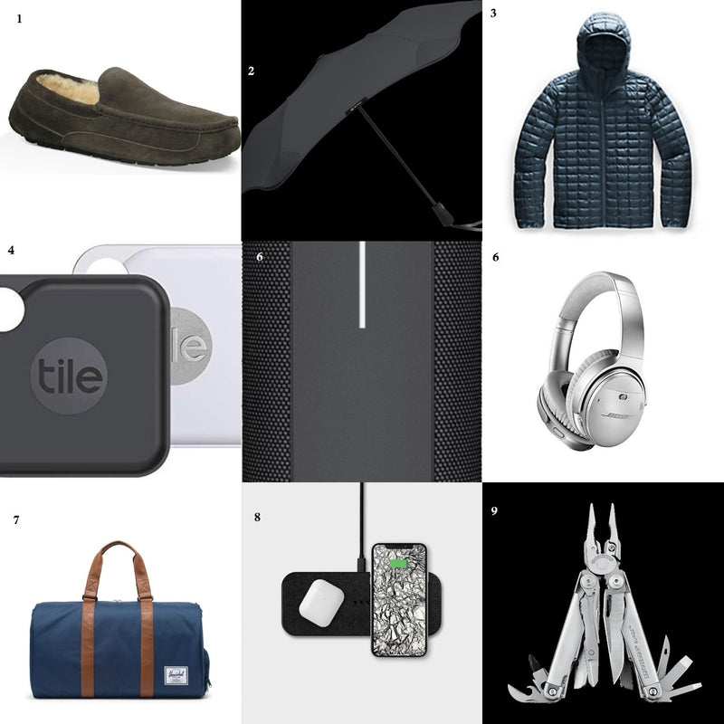 2019 Holiday Gifts for Him