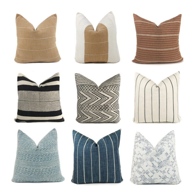 New Designer Pillow Arrivals