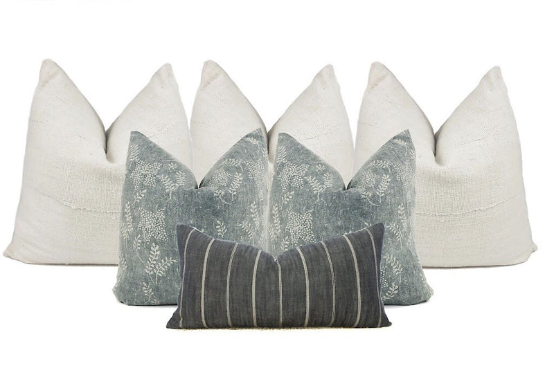 Pillow Combinations For Your Bed and Sofa