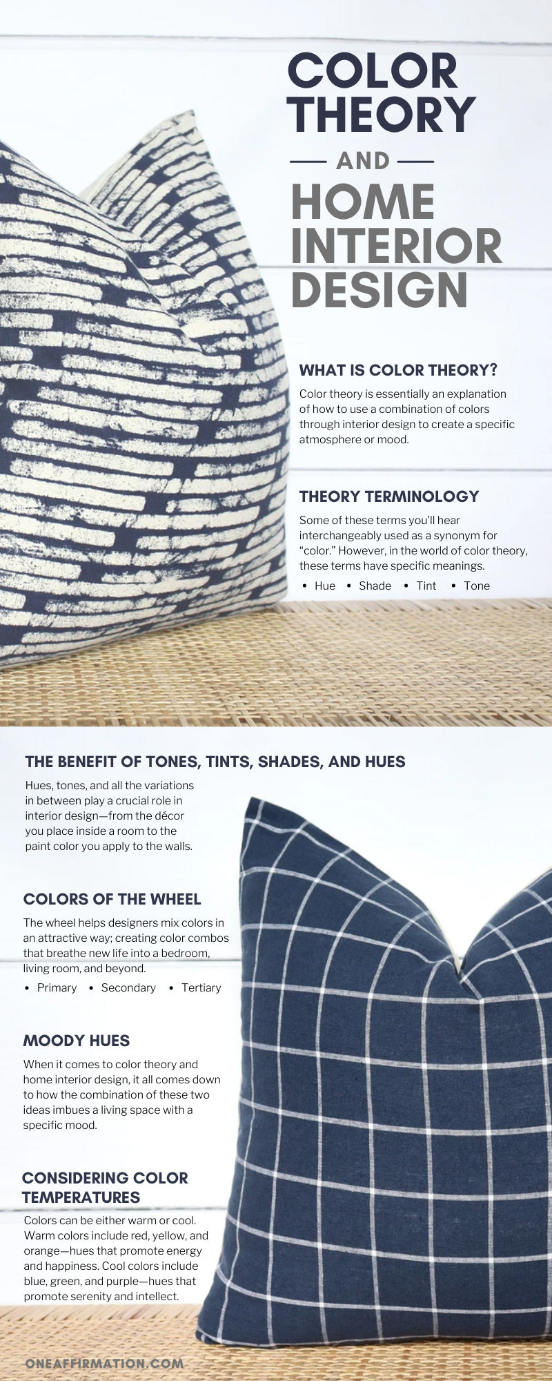 Color Theory and Home Interior Design