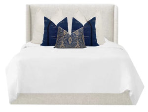 Barcelona Bed Combo | 5 Pillow Covers
