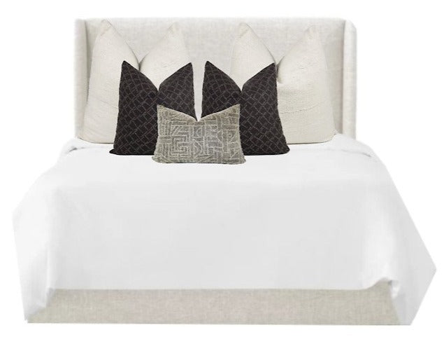Las Palmas Bed Combo | 5 Pillow Covers