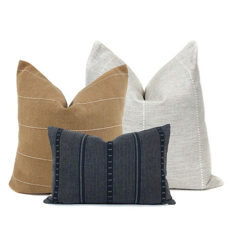 Ashley Pillow Combo | 3-5 Pillow Covers