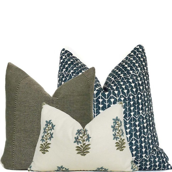 Pillow Combo # 18 | 3 Pillow Covers