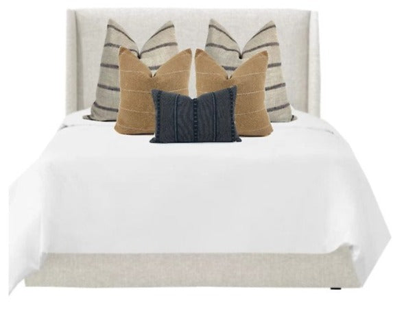Nashville Bed Combo | 5 Pillow Covers