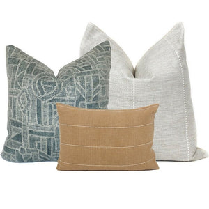 Santa Barbara Pillow Combo | 5 Pillow Covers