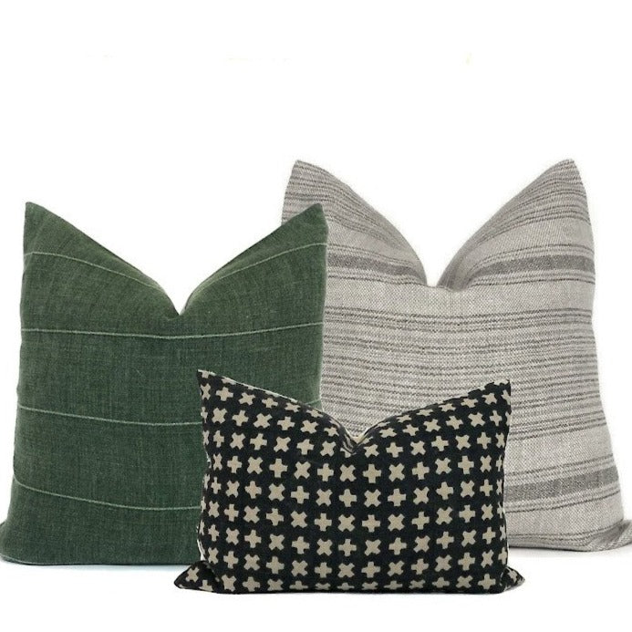 Pillow Combo #3 | 3 Pillow Covers