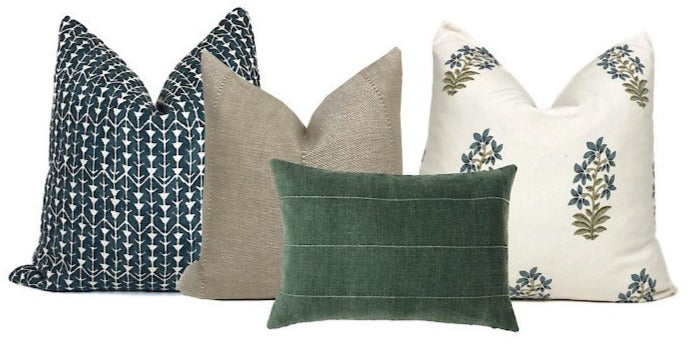 Pillow Combo #8 | 4 Pillow Covers