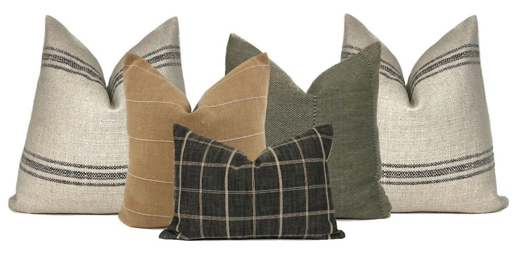 Farmhouse Pillow Combo