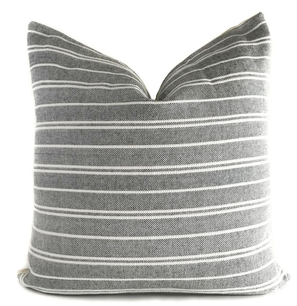 KUFRI Acadia Stripe Pillow Cover