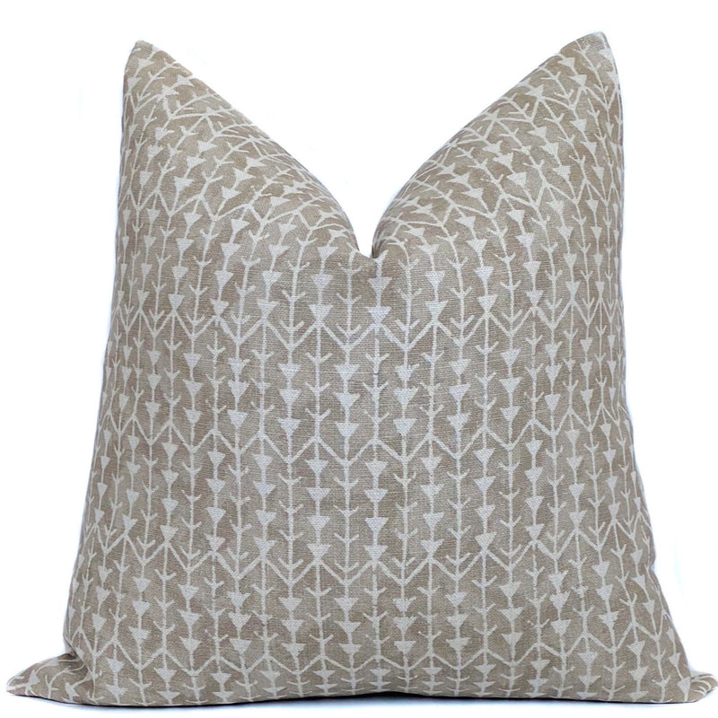 Carolina Irving Amazon Designer Pillow Cover in String