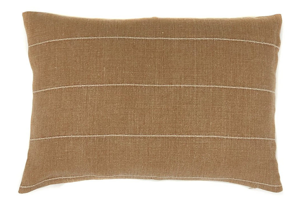 Vintage Rust Pillow Cover | Designer Pillow | No 4011