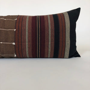 Chiang Mai Lumbar Pillow Cover | 14x36 | No4068