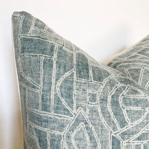 Tye Lago Designer Pillow Cover