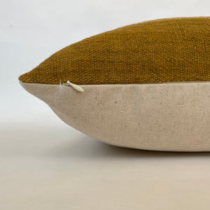 Indian Wool Pillow Cover | Mustard | NoIWM20-NFL