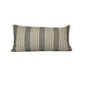 Black and Cream Woven Pillow Cover | No5060